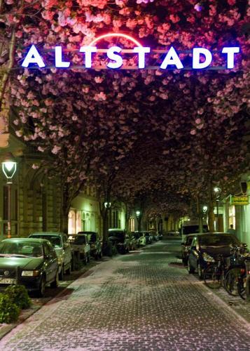 Ausstellung-Sania-50x70-Altstadt-Kirschblüte-DSC_6945